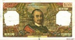 100 Francs CORNEILLE FRANCE  1969 F.65.27 TB+