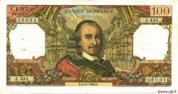 100 Francs CORNEILLE FRANCE  1969 F.65.28 TTB