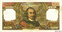 100 Francs CORNEILLE FRANCE  1971 F.65.36 TB