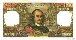 100 Francs CORNEILLE FRANCE  1974 F.65.46 SUP à SPL