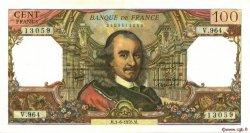 100 Francs CORNEILLE FRANCE  1976 F.65.53 SUP