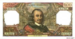 100 Francs CORNEILLE FRANCE  1978 F.65.63 pr.SPL
