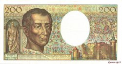 200 Francs MONTESQUIEU Modifié FRANCE  1994 F.70/2.01 TTB+