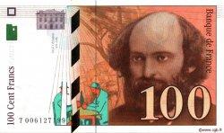 100 Francs CÉZANNE FRANCE  1997 F.74.01 pr.NEUF
