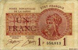 1 Franc FRANCE  1920 VF.51.06 pr.TB