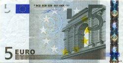 5 Euro EUROPE  2002 €.100.09 TTB+