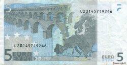 5 Euros FRANCE  2002 €.100.09 TTB+