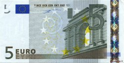 5 Euros ALLEMAGNE  2002 €.100.11 SUP