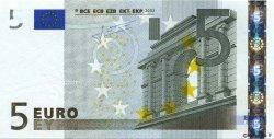 5 Euro EUROPE  2002 €.100.17 NEUF