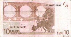 10 Euros FINLANDE  2002 €.110.06 TTB