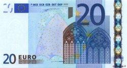 20 Euro EUROPE  2002 €.120.02 NEUF