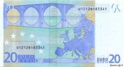 20 Euros FRANCE  2002 €.120.11 pr.NEUF