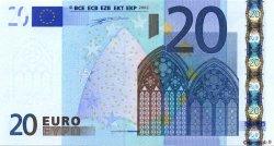 20 Euros FRANCE  2002 €.120.11 pr.SPL