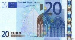 20 Euro EUROPE  2002 €.120.14 NEUF