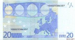 20 Euros GRÈCE  2002 €.120.14 NEUF