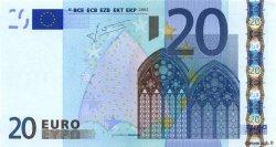 20 Euros FINLANDE  2002 €.120.17 pr.NEUF