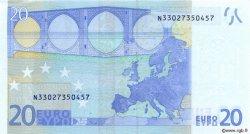 20 Euros AUTRICHE  2002 €.120.22 SPL