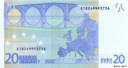 20 Euro EUROPE  2002 €.120.24 NEUF