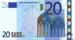 20 Euros FRANCE  2002 €.120.26 SPL
