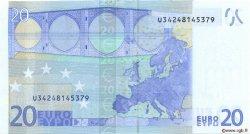 20 Euros FRANCE  2002 €.120.26 NEUF