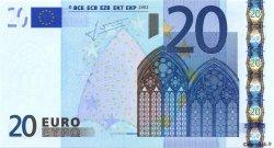 20 Euros GRÈCE  2002 €.120.29 NEUF