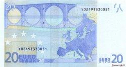 20 Euro EUROPE  2002 €.120.29 NEUF