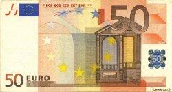 50 Euros ITALIE  2002 €.130.07 TTB
