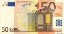 50 Euros IRLANDE  2002 €.130.08 TB+
