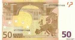 50 Euro EUROPE  2002 €.130.10 NEUF