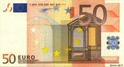 50 Euros GRÈCE  2002 €.130.14 TTB