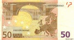 50 Euros GRÈCE  2002 €.130.14 TTB+