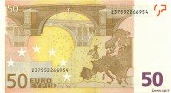50 Euros BELGIQUE  2002 €.130.22 NEUF