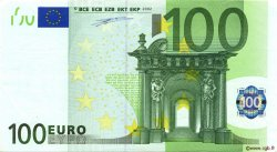 100 Euros ITALIE  2002 €.140.05 pr.SUP