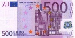 500 Euros GRÈCE  2002 €.160.09 SUP+