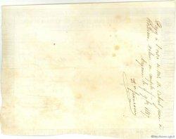 500 Francs GUYANE  1836 P.-- TTB+