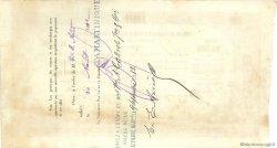 1000 Francs MARTINIQUE  1881 P.-- TTB à SUP