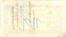 1000 Francs MARTINIQUE  1882 P.-- TTB à SUP