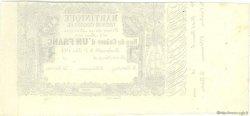 1 Franc MARTINIQUE  1859 P.A02 SPL
