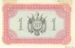 1 Franc MARTINIQUE  1915 P.10s SPL