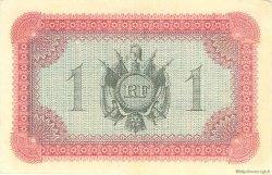 1 Franc MARTINIQUE  1919 P.10 pr.NEUF