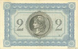2 Francs MARTINIQUE  1915 P.11 SUP
