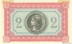 2 Francs type 1917 GUYANE  1917 P.06s SPL