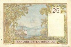 25 Francs ÎLE DE LA RÉUNION  1940 P.23 TTB