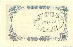 2 Francs GUYANE  1945 P.11C pr.SPL