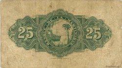 25 Francs type Américain MARTINIQUE  1943 P.17 B+