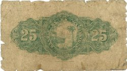 25 Francs MARTINIQUE  1943 P.17 AB