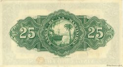 25 Francs MARTINIQUE  1943 P.17 SUP