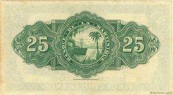 25 Francs MARTINIQUE  1943 P.17 SUP