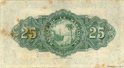 25 Francs MARTINIQUE  1943 P.17 TB+