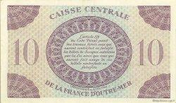 10 Francs GUADELOUPE  1944 P.27a TTB+